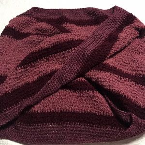 Big infinity scarf/cover up